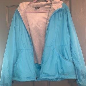 Eddie Bauer Sherpa Raincoat